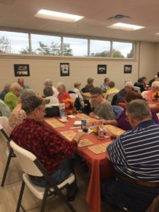 Bingo at Linda Kerley Center